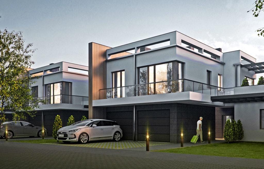 firma budująca domy jednorodzinne